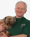 Marc Festraets, vet at Attimore Veterinary Group