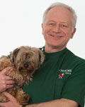 Marc Festraets, vet at Attimore Veterinary Group